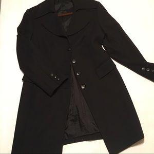 Hobbs (Princess Kate Favorite) 👸🏻Black Wool Coat